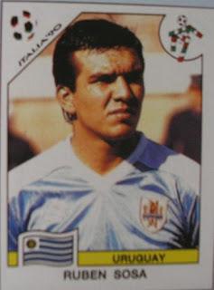 Rubén Sosa. El cromo...