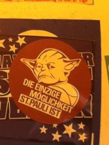 Te lo dice el maestro Yoda