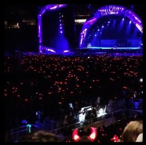 Esta foto no es del Vallès Fest sino del concierto de AC/DC de barcelona (by @carloskarmolina)